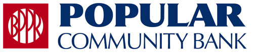 Popular Community Stacked logo